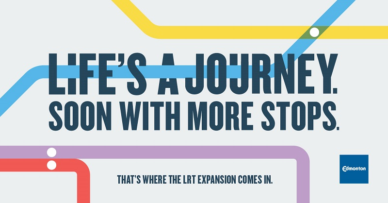 Where will you go? LRT expansion is giving you a chance to win