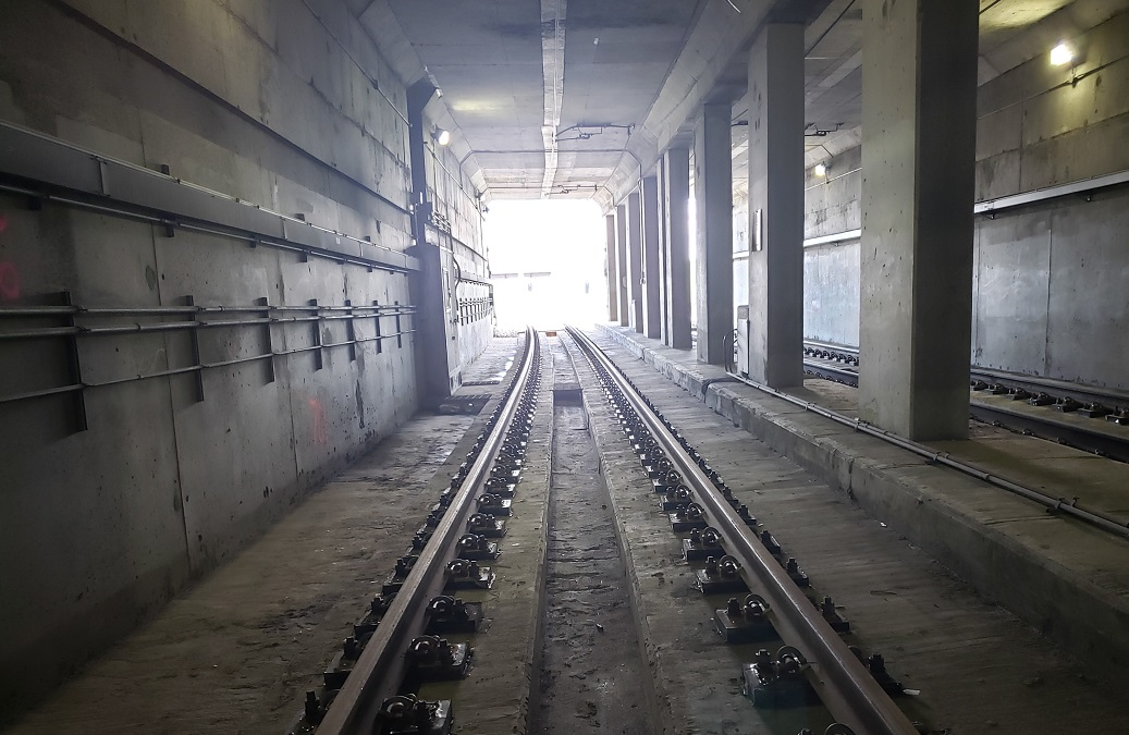 TLC for LRT,  Vol. 6: light at the end of 66 St tunnel
