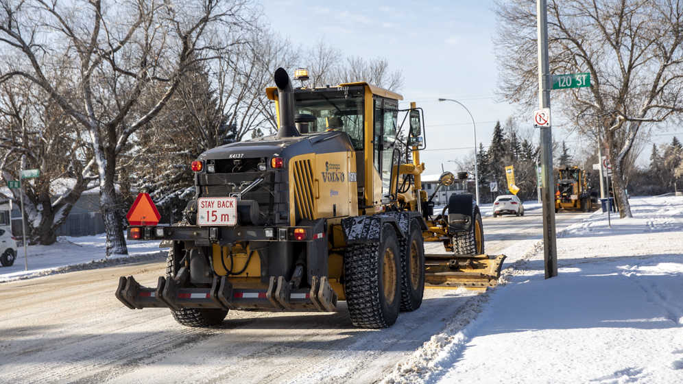 What's the forecast for Edmonton's snow, ice control this winter?