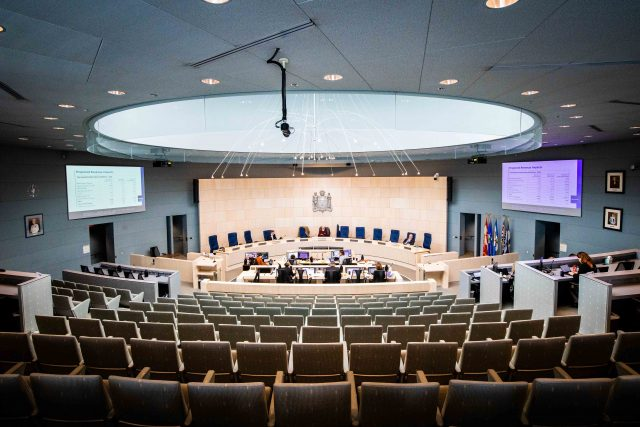 City not planning to address COVID-19 revenue shortfalls through a tax levy increase: City Manager