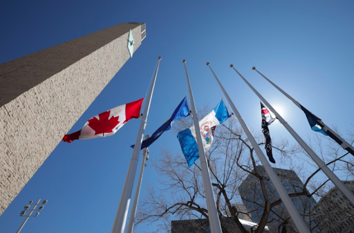 National Day of Mourning observed in Edmonton