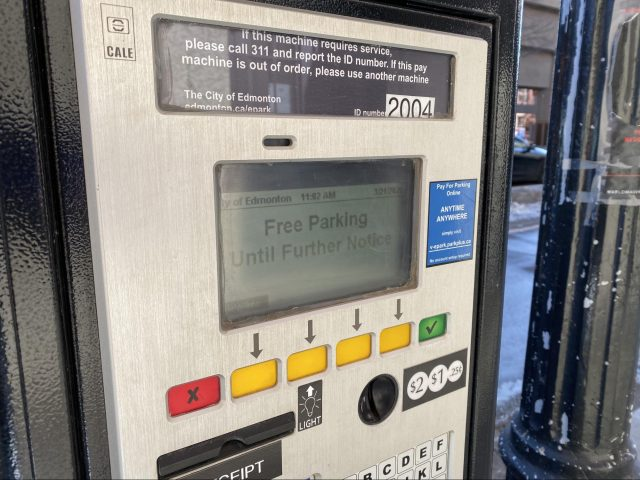 Free EPark makes travel easier—if you have to be out