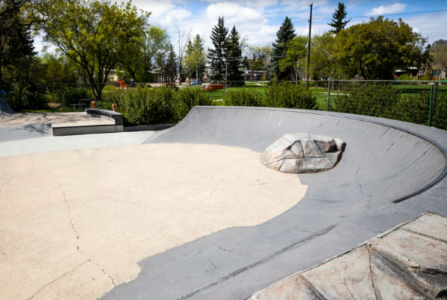 Two skateparks, two basketball courts to close temporarily this weekend for pandemic safety