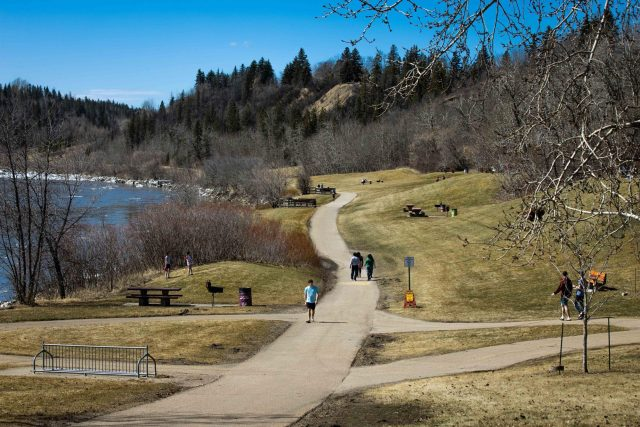#LiveActiveYeg: How Edmonton is staying active while distant