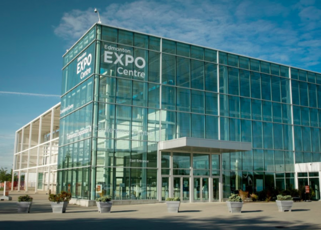 The story, and the unfinished story, of Edmonton EXPO Centre in the pandemic