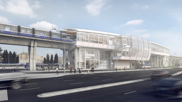 West Edmonton Mall Transit Centre to move temporarily during LRT construction