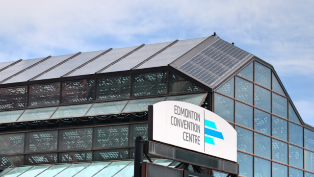 Edmonton Convention Centre temporary pandemic accommodation space to draw on EXPO Centre experience