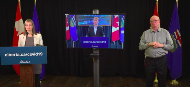 Indoor group fitness classes, liquor hours at pubs, among new, temporary COVID measures announced by Premier Kenney, Dr. Hinshaw