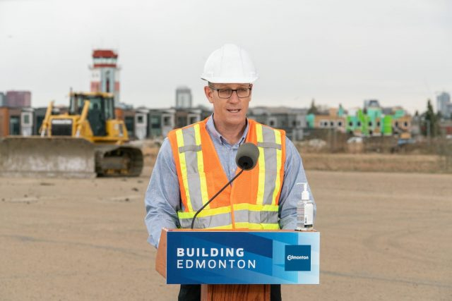 City invests in construction