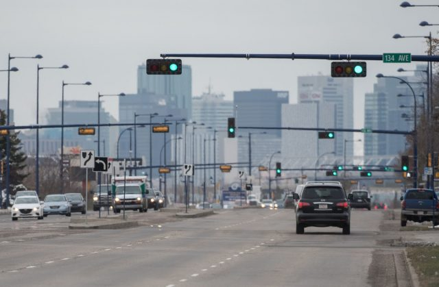 Traffic signals in Edmonton: questions and answers