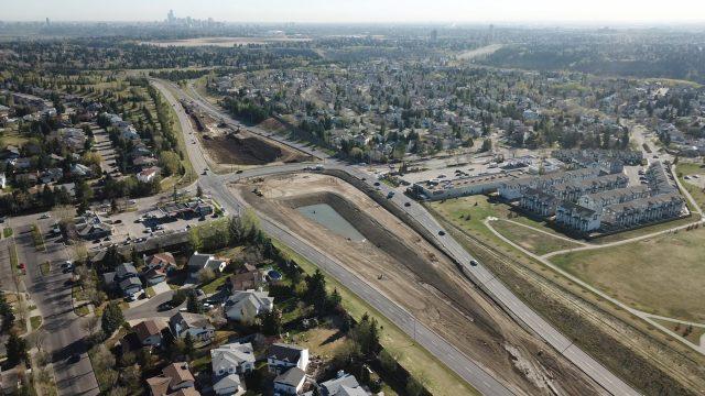 Terwillegar Drive Expressway: Construction is underway!