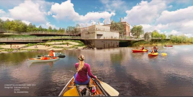 Touch the Water Promenade project reimagines riverfront of future as destination for all