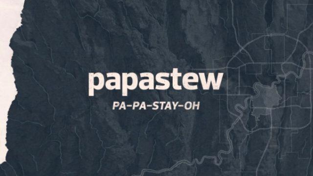 papastew Ward: Large Woodpecker PAH-PAH-STAY-OH