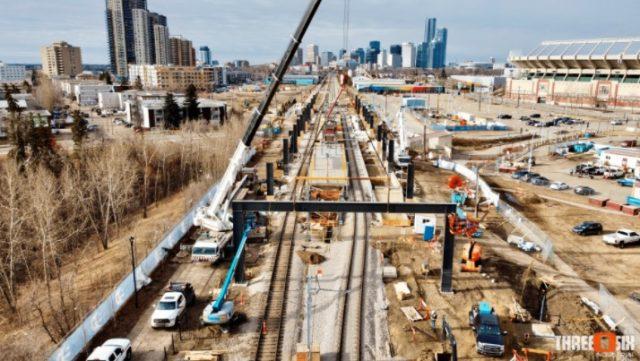TLC for LRT: Stadium LRT Station redevelopment progresses as events open up