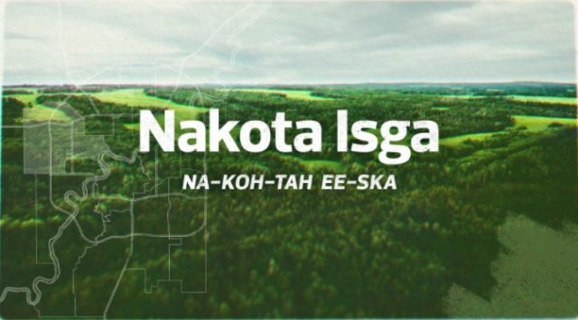 Nakota Isga Ward: The People NAH-KOH-TAH EE-SKA