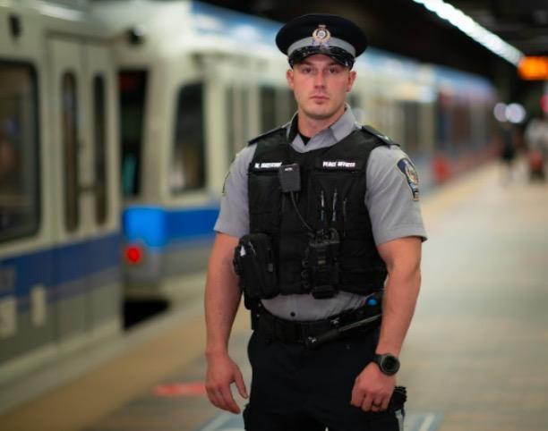 Transit Peace Officers earn St. John Ambulance life-saving award