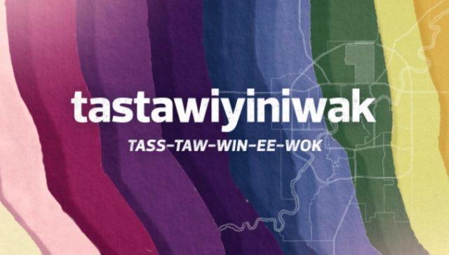 Ward tastawiyiniwak: the in-between people TASS-TAW-WIN-EE-WOK